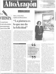 Diario del Alto Aragón (Enero-2000)