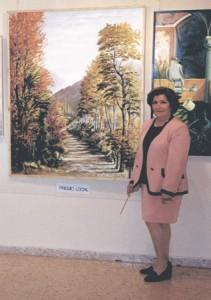 Premio en Concurso de Pintura de Monzón (1998)